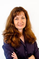 Ursula Aufinger, Geschäftsführung und Kundenbetreuung